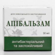 Апибальзам антибактериальный и успокаивающий (30 мл)