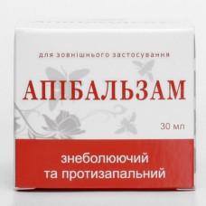 Апибальзам обезболивающий и противовоспалительный (30 мл)