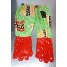 Перчатки резиновые для пчеловода