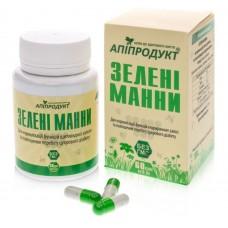 Зеленые манны (60 капсул)