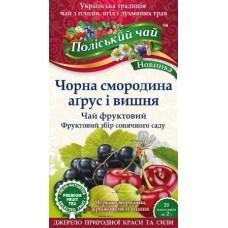 """Фиточай """"Смородина, крыжовник и вишня"""" (20 фильтр-пакетов)"""