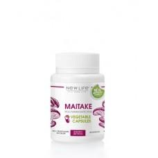 MAITAKE/МАЙТАКЕ растительные капсулы в баночке (60 шт)